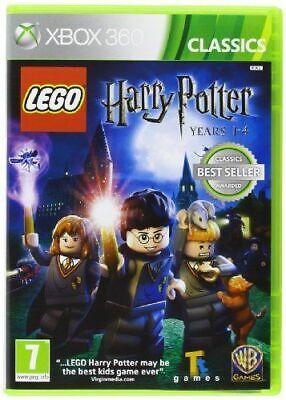 Xbox 360 - LEGO Harry Potter Years 1-4 **New & Sealed** UK Stock