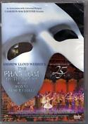 Phantom of The Opera DVD New