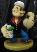 Popeye Figurine