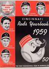 Baseball 1959 Vintage Yearbooks