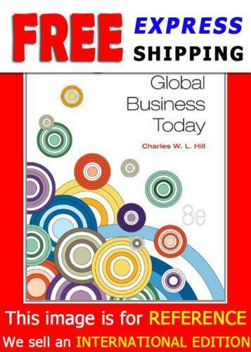 Global business today books ebay fandeluxe Image collections