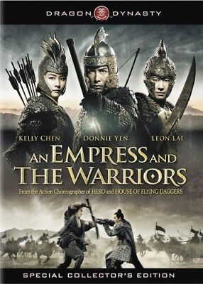 An Empress and the Warriors [New DVD] Dubbed, O-Card Packaging, Subtitled, Wid