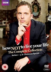How Not To Live Your Life Series 1 - 3 and Christmas Special DVD