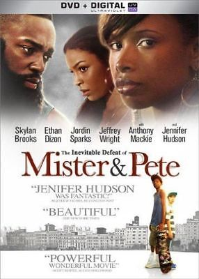 The Inevitable Defeat Of Mister & Pete (DVD,