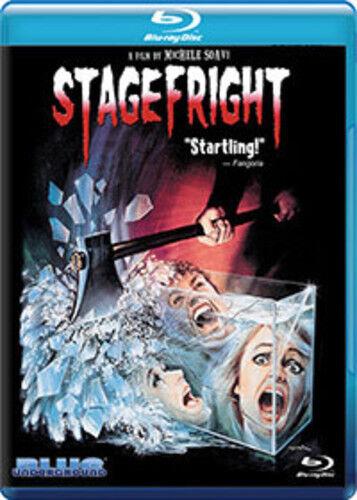 Stagefright [new Blu-ray]
