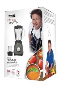 James Martin ZX886X  heavy duty 500W 1.5L Glass Blender and Grinder