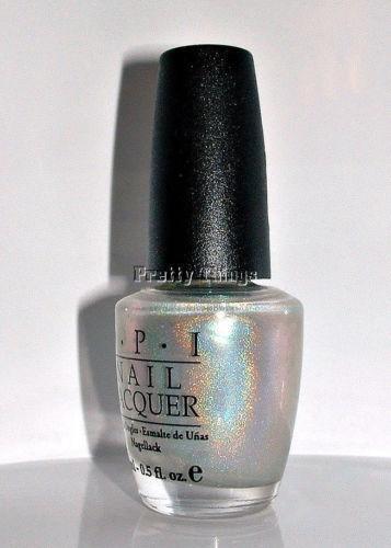 Opi Holographic Nail Polish Ebay