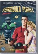 Forbidden Planet DVD