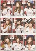 SNSD Star Card
