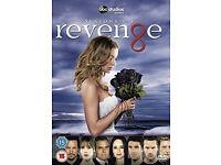 REVENGE - SEASON 1-3 - brand new/sealed in region 2