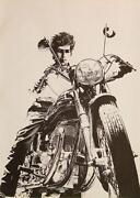 Norton Motorcycle Poster