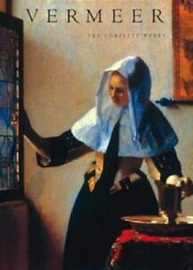 Vermeer - The Complete Works - New Large Art Book.