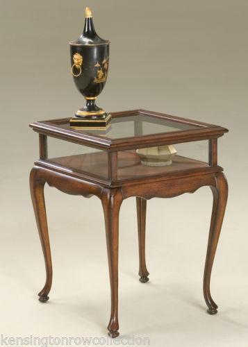 Curio Table Ebay