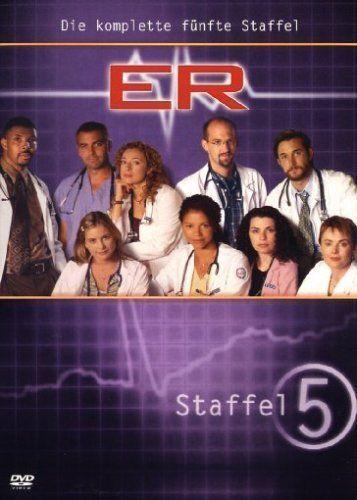 Anthony Edwards - ER - Emergency Room, Staffel 05 [3 DVDs]
