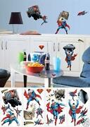Superhero Room Decor