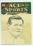 Babe Ruth Red Sox Card