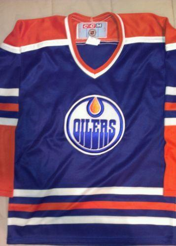 b3eb30e6c Edmonton Oilers Jersey  Hockey-NHL