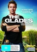 The Glades DVD