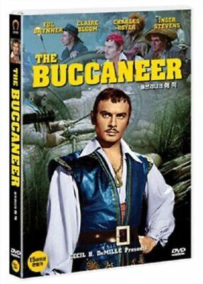 [DVD] The Buccaneer (1958) Yul Brynner *NEW