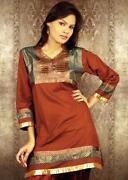 Indian Sari Top