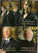 Hunger Games Trading Cards