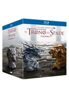 Il Trono di Spade - Stagioni 1-7 Complete (30 Blu-Ray) - ORIGINALE SIGILLATO -
