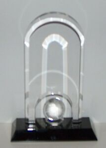 Choice of 6 New and Different Crystal Award Trophies London Ontario image 3