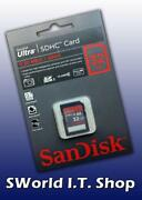 SanDisk Ultra SDHC 32GB