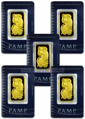 5 Oz Gold Bar Ebay
