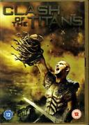 Clash of The Titans DVD