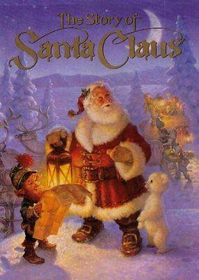 The Story of Santa Claus by Scribbler Elf - Story Of Santa Claus