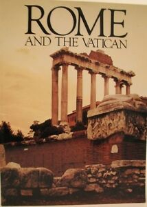 Rome and the Vatican (Paperback, 1981) by Ennio Mansione