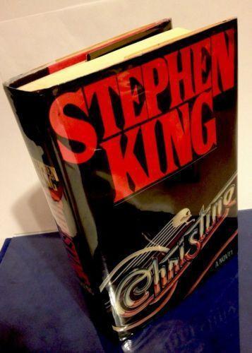 stephen king christine books ebay