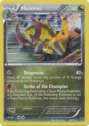 Pokemon Card Haxorus