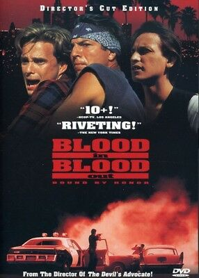 Blood In...Blood Out: Bound by Honor [New DVD] Director's (Movie Cut Outs)