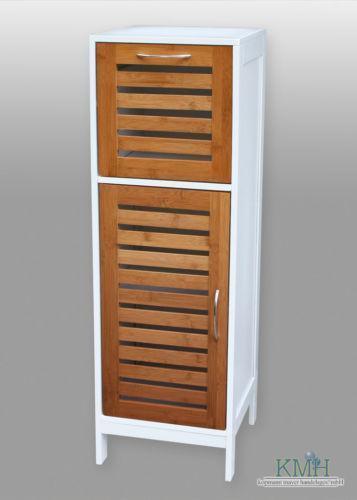badezimmerschrank holz m bel ebay. Black Bedroom Furniture Sets. Home Design Ideas