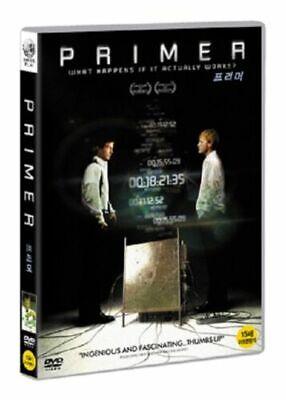 [DVD] Primer (2004) Shane Carruth *NEW