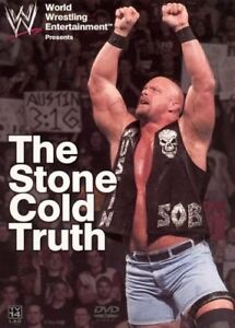 The Stone Cold Truth DVD - Stone Cold Steve Austin - WWE