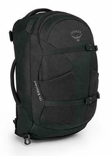 Osprey Packs Farpoint 40 Travel Backpack Volcanic Grey Medium/Large OSP-10000295