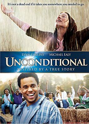 Unconditional  Dvd  Lynn Collins  Michael Ealy