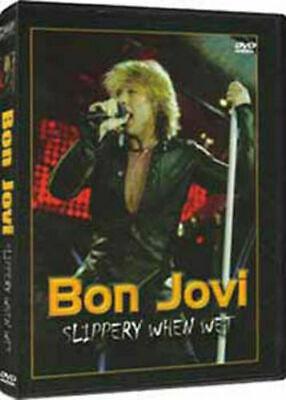 [DVD] Bon Jovi: Slippery When Wet *NEW