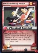 DBZ CCG Red