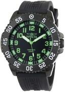 Invicta Mens Watch Green Dial