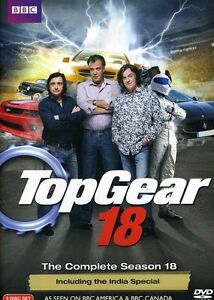 Top Gear: The Complete Season 18 [3 Discs] (DVD New)