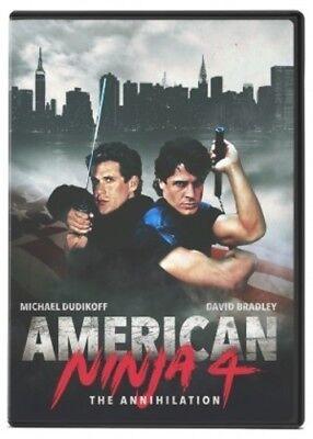American Ninja 4: The Annihilation [New DVD]