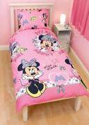 Minnie Mouse Quilt Cover