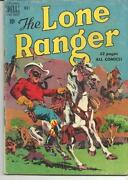 Lone Ranger Comic Lot