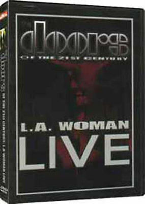 The Doors of the 21st Century L.A. Woman Live DVD