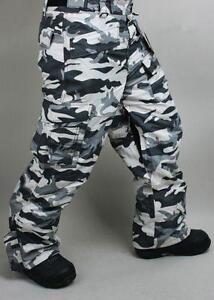 Mens Snowboard Pants Ebay