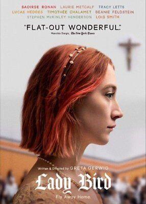 Lady Bird (DVD, 2018)